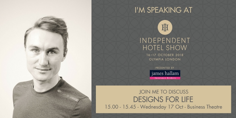 Editor of Hotel Designs to host 'Power Hour' at Independent Hotel