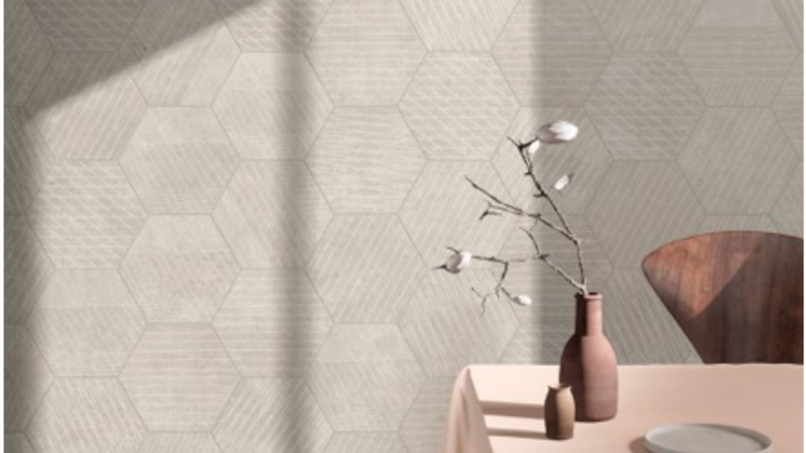 Vitra Launches New Textured Tile Collections Hotel Designs