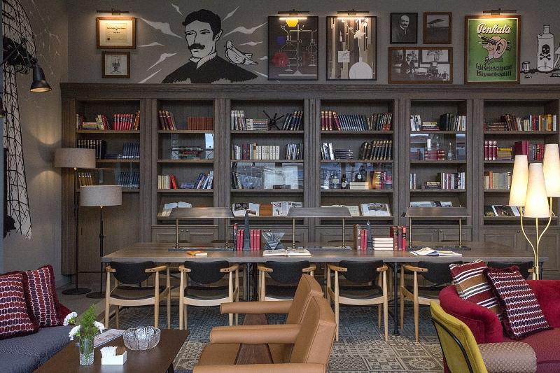 Canopy by hilton arrives in zagreb croatia hotel designs for Design boutique hotel zagreb