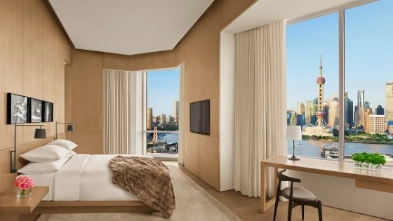 EDITION Hotels Arrives In Shanghai
