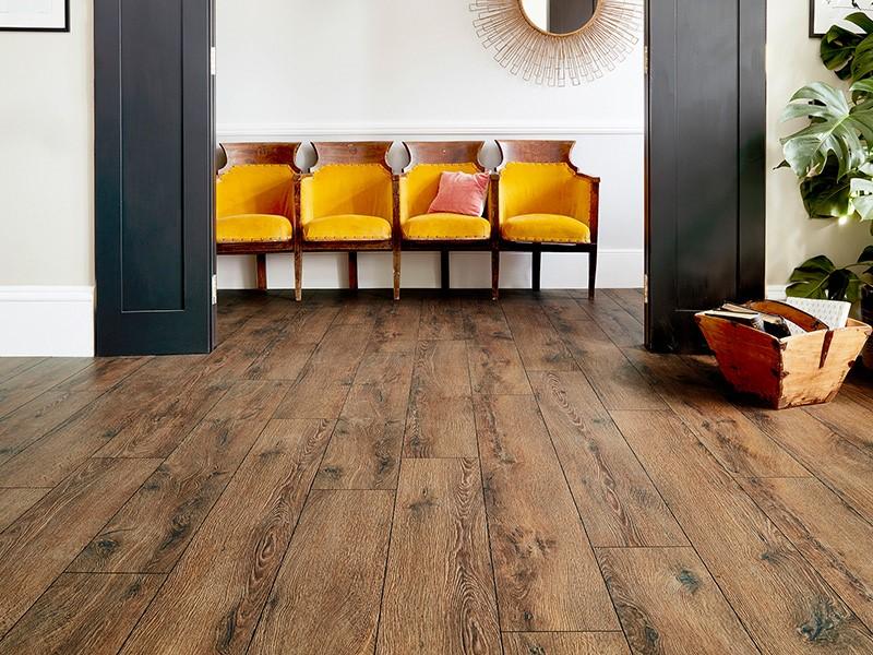 Boutique Wood Corridor Flooring Trends