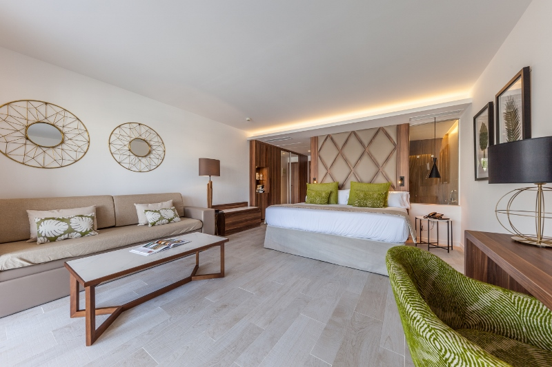 Junior Suite at Zafiro Palace Palmanova