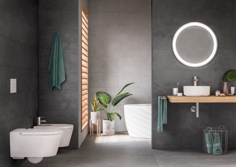Roca Puts The Spotlight On Mirrors Wall Hotel Designs