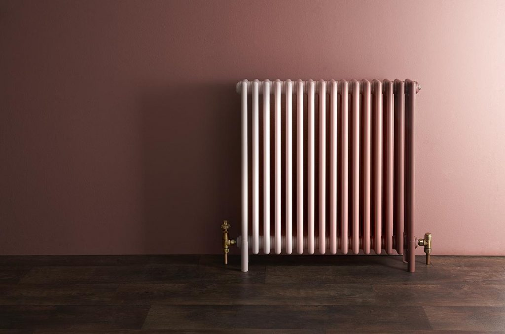 Coloured radiator
