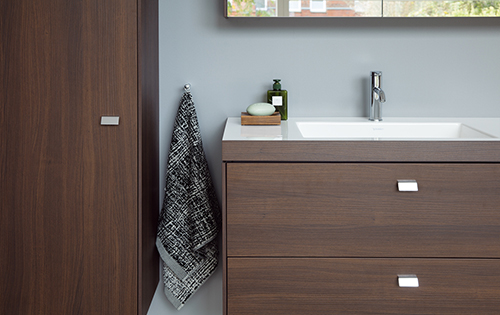 Bathroom furniture from Duravit