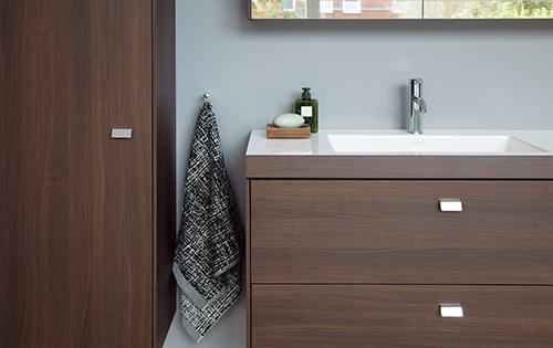 Bathroom furniture from Duravit