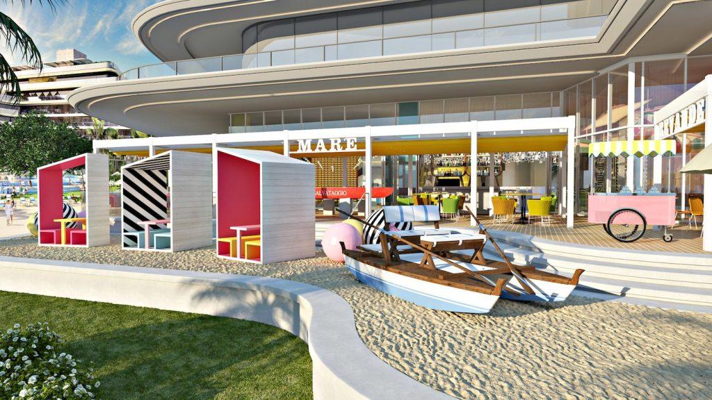 Torno Subito at W Dubai - The Palm