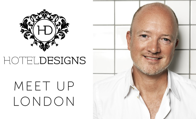 Logo of Meet Up London and profile image of James