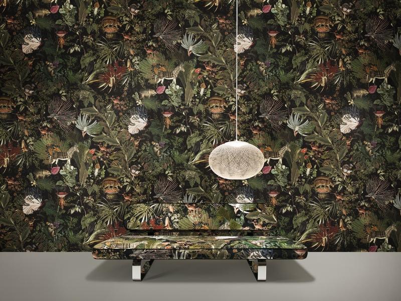 image of jungle wallpaper