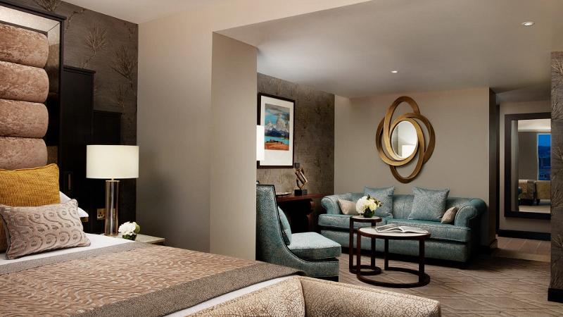 Sumptuous suite