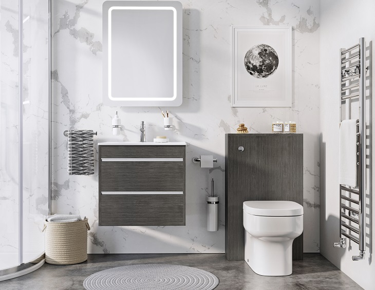 New bathroom designs join Crosswater's affordable ...
