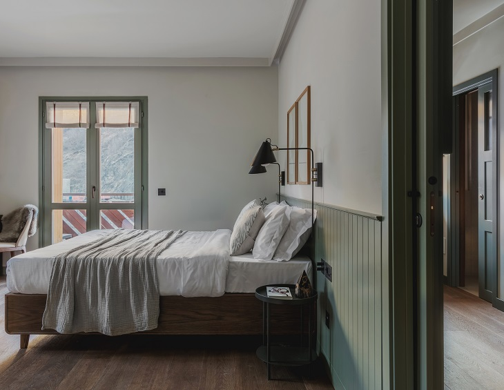 Bespoke design italian boutique hotel inspired by natural for Hotel design italia