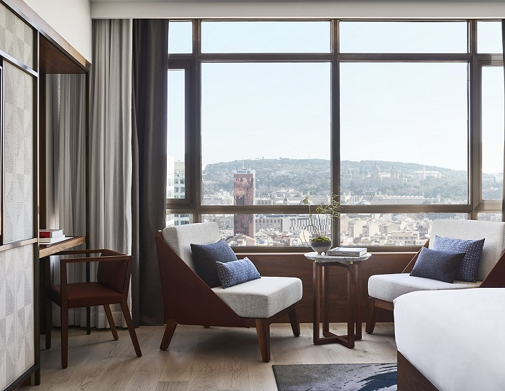 ... Nobu Hotel Barcelona, Slated To Open In September Of This Year, Will  House The Cityu0027s First Nobu Restaurant Along With The Japanese Inspired  Tapas Bar; ...