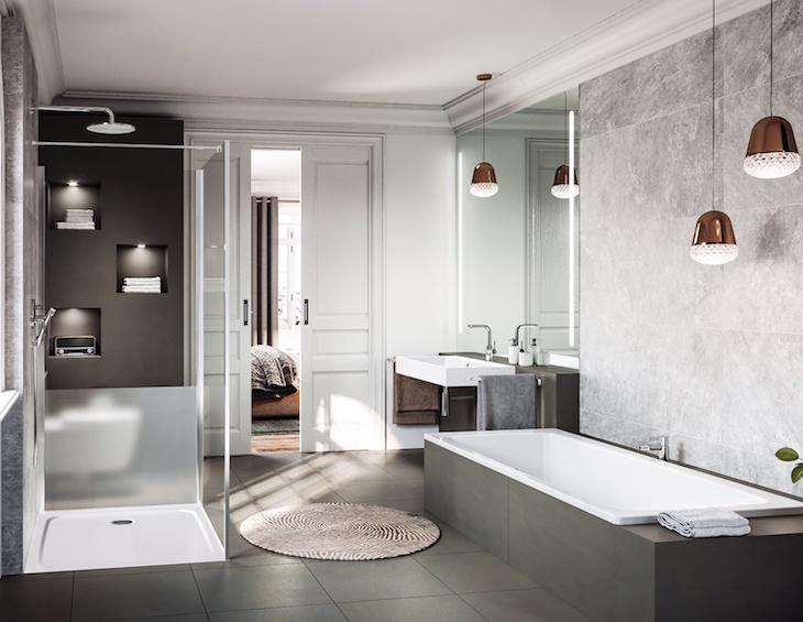 A Beautiful Bathroom Can Also Be An Affordable Bathroom Says Kaldewei Hotel Designs