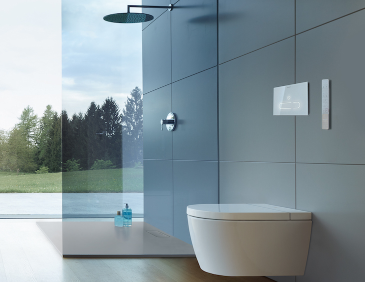 Duravit And Philippe Starck Unveils New Generation Of Shower