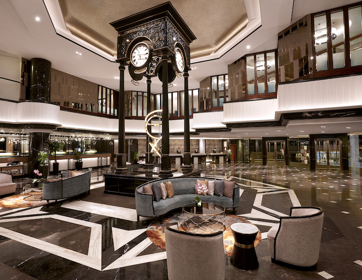 Orchard Hotel Singapore opens 360-degree experience in 1950s