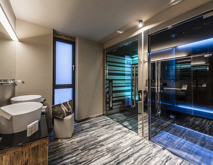 Latest Concept In Hotel Wellness Design Is The Five Star Bedroom Spa Hotel Designs
