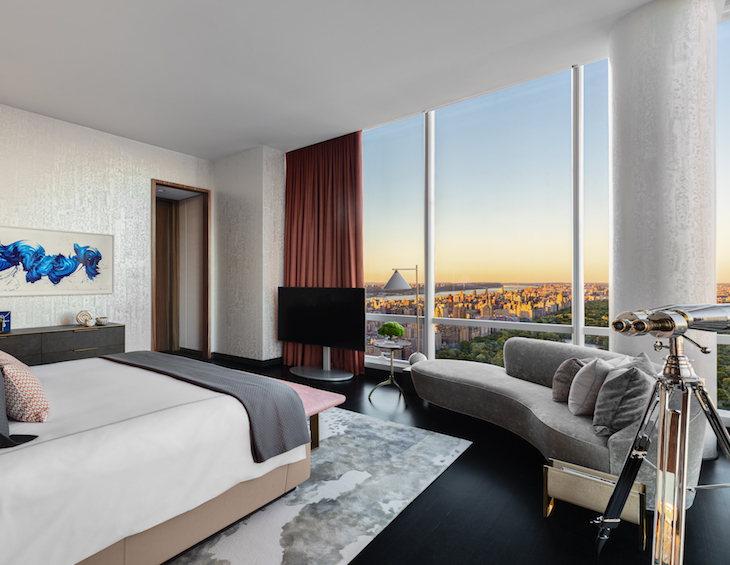 Is This The Most Luxurious Hotel Suite In New York City Hotel Designs