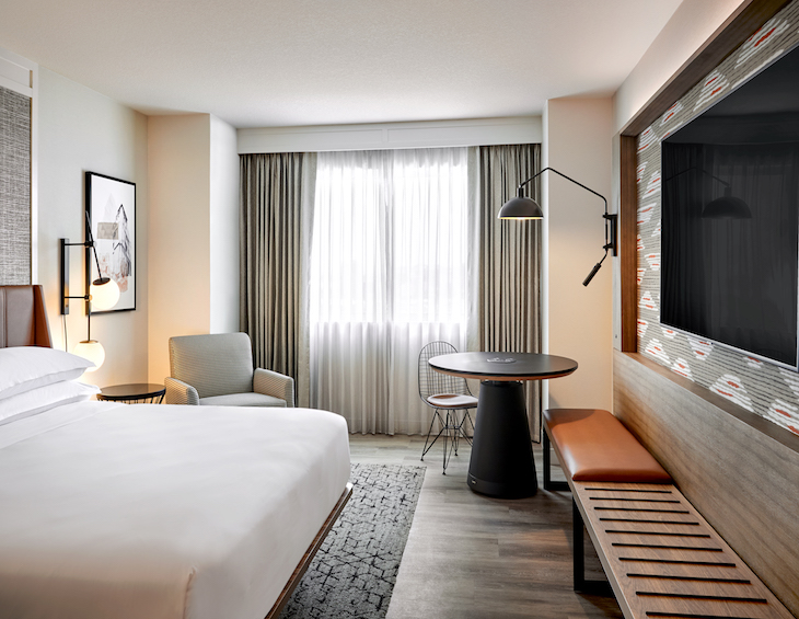 Sheraton Brand Reinvents Experience And Design With New Guestrooms Hotel Designs