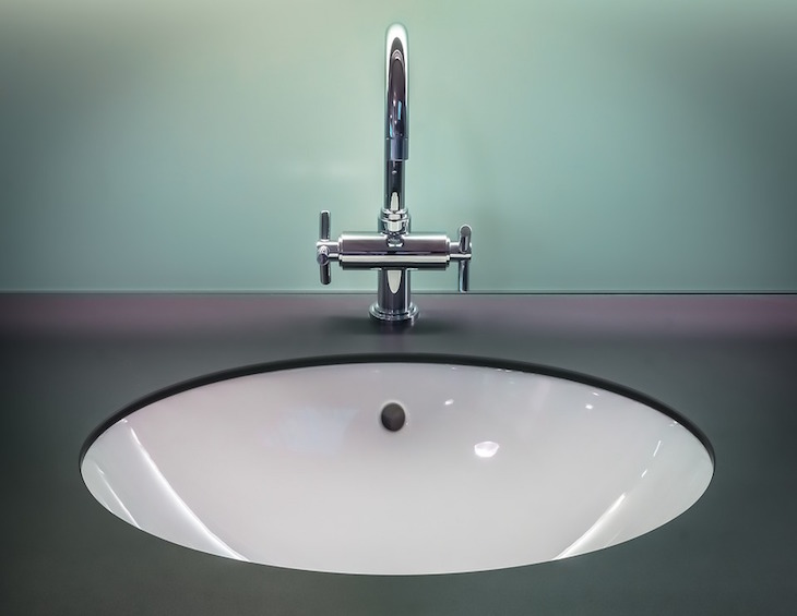 Image of faucet