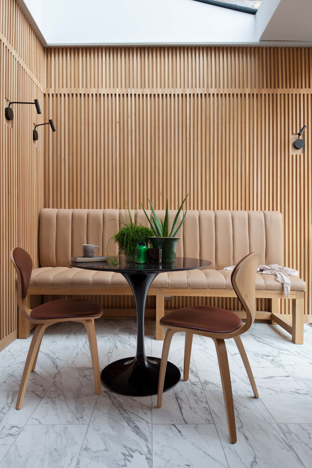 Image caption: The interiors of a luxury residential property designed by architect Harvey Langston Jones | Image credit: Brendan Cox/The Tower