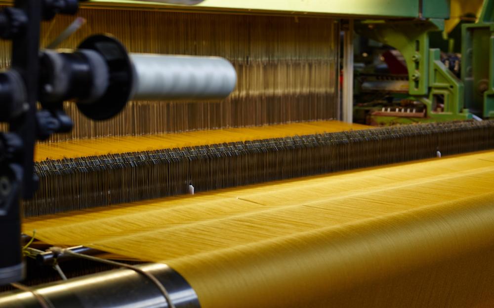 Image caption: In the factory at Backhausen | Image credit: Backhausen