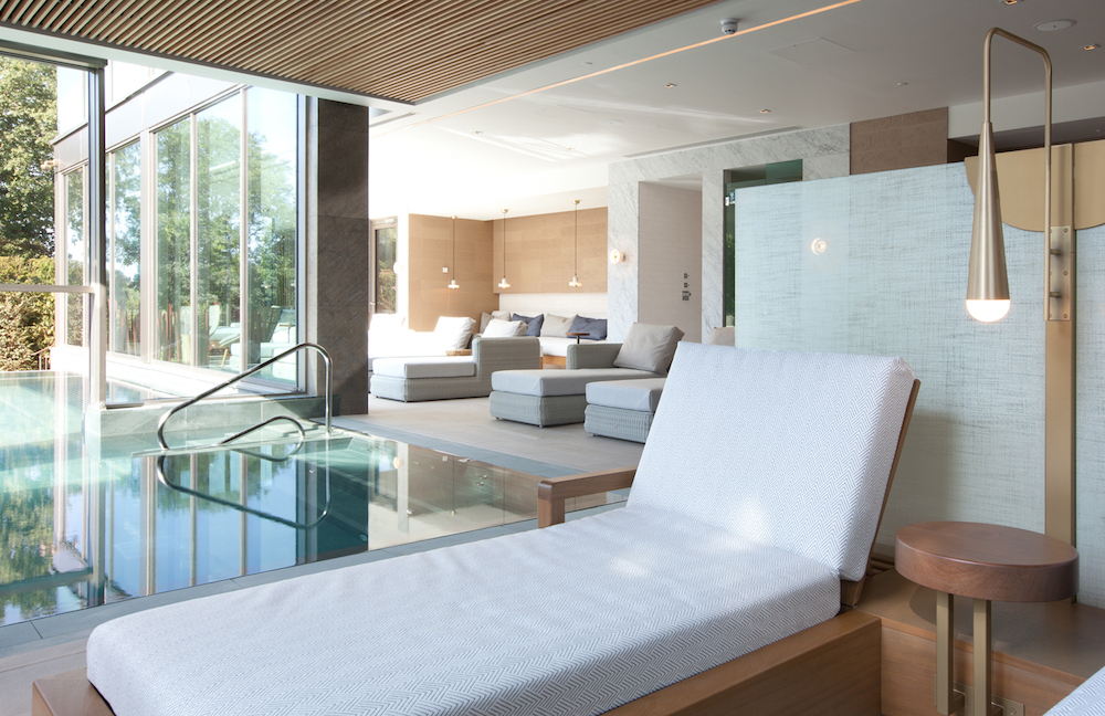 Image caption: Sopwell House Hotel, designed by Sparc Studio