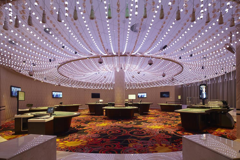 Image caption: The Star Casino in Sydney, Australia