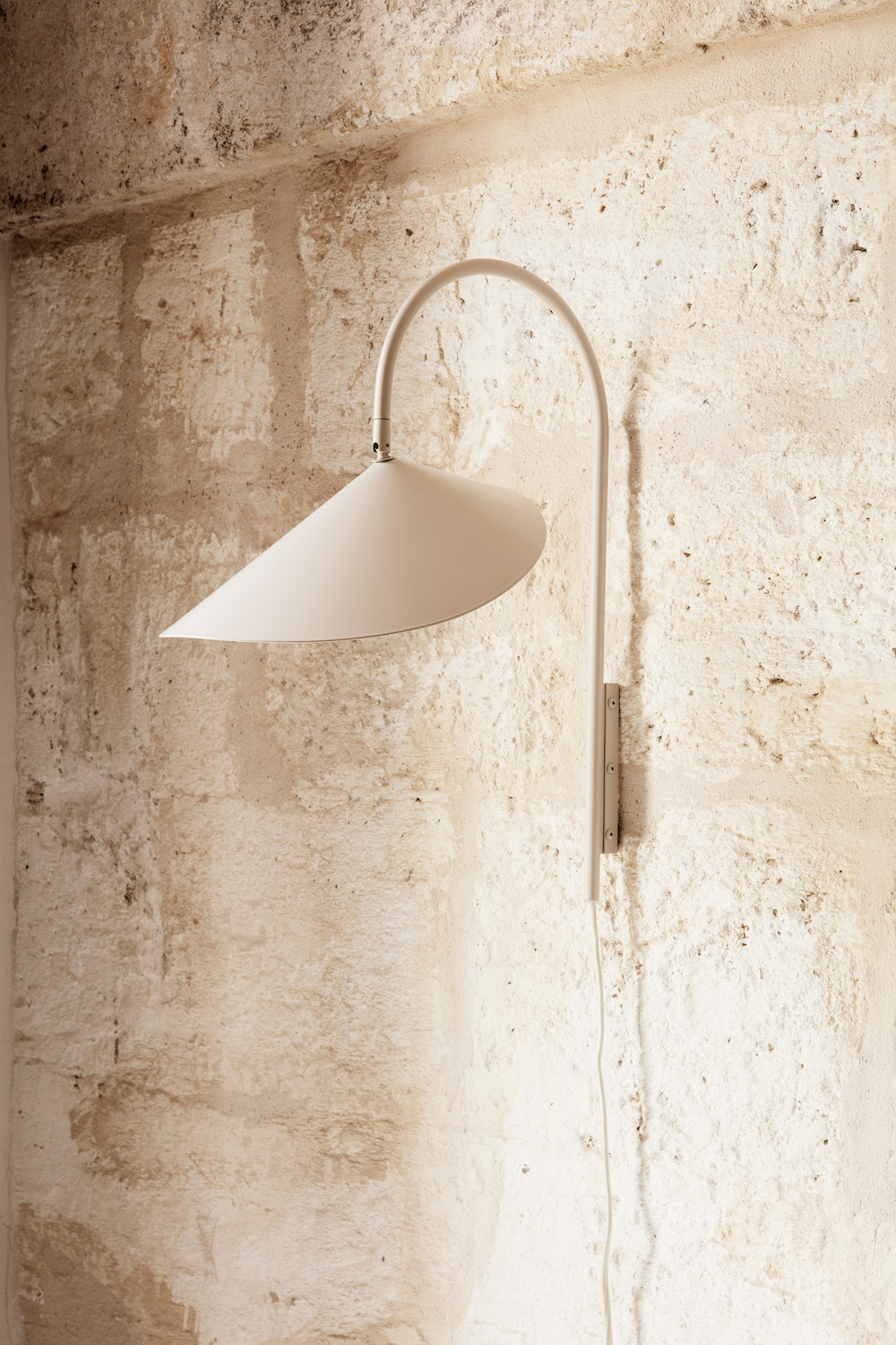 Image caption: Nest's Ferm Living Arum Lamp | Image credit: Nest
