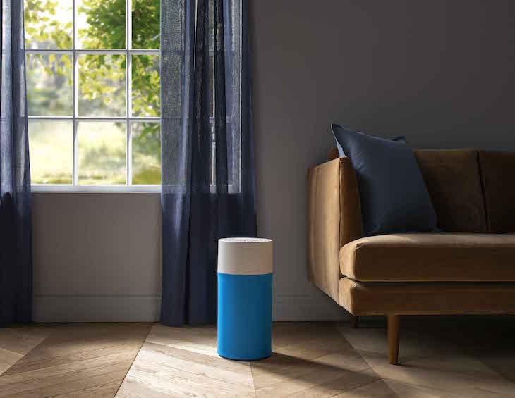 PRODUCT WATCH: Blueair Blue Pure 411 air purifier • Hotel Designs