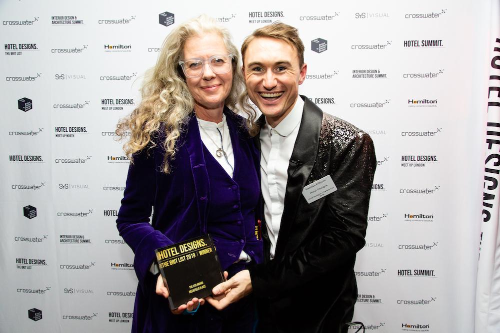 Host awarding award