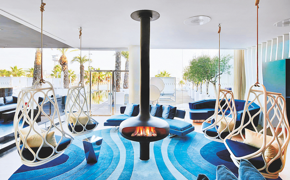 FOCUS fireplaces cheminee-design-centrale-hotelbarcelone