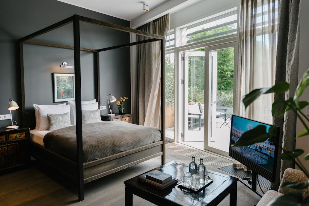 Image credit: Nimb Hotel - Deluxe Balcony Room