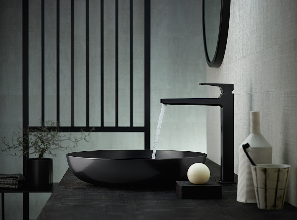 black finishes