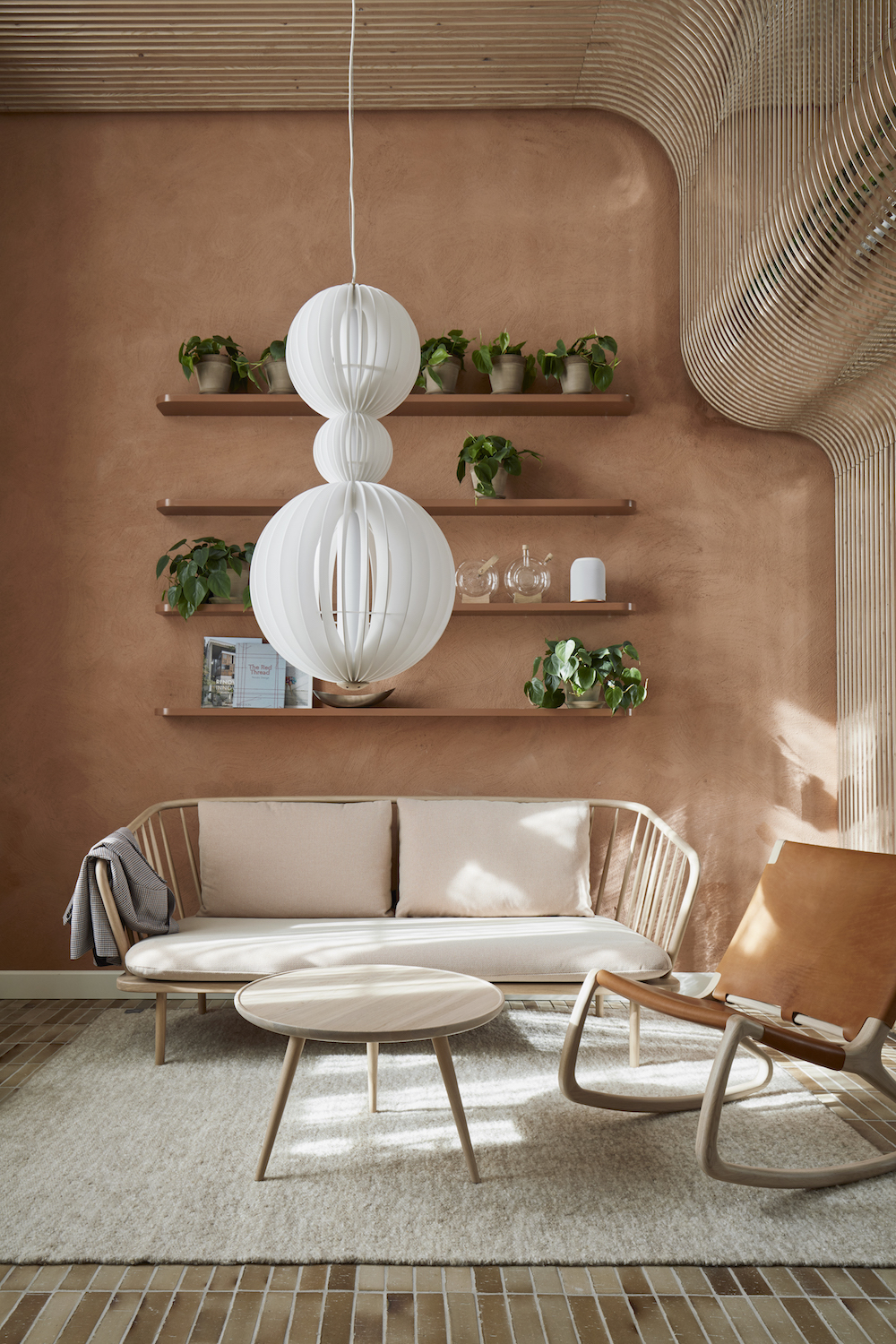 Image caption: Earth Suite | Image credit: Villa Copenhagen