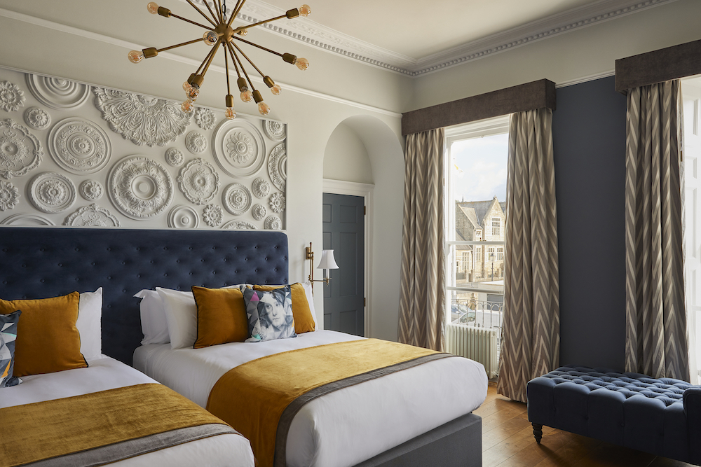 Image caption: Image caption: Georgian Architecture Room | Image credit: IHG/Hotel Indigo