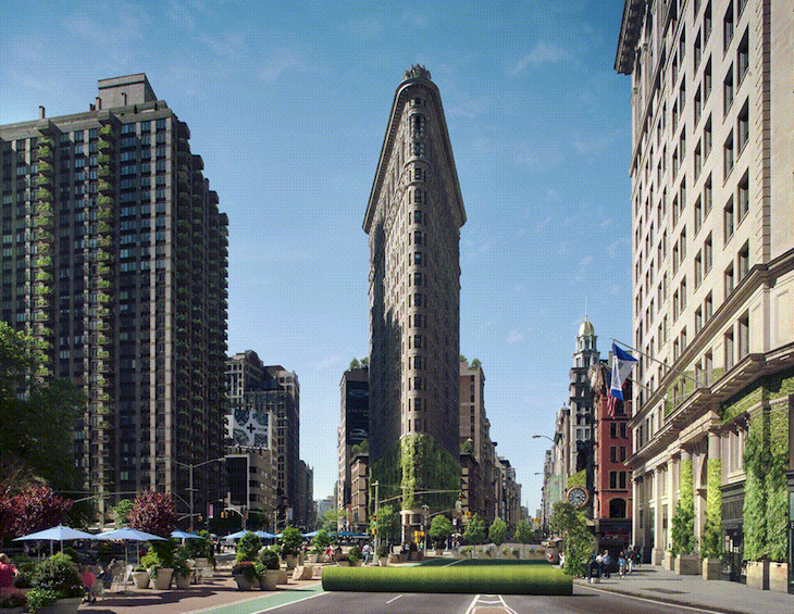 Design Concept A Vision For A New New York City Hotel Designs