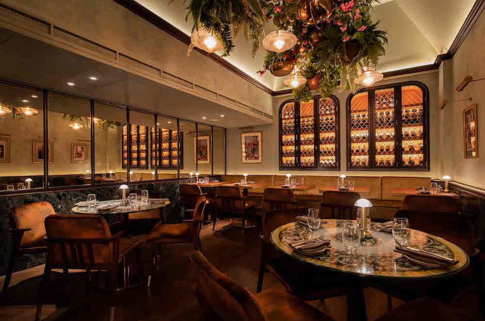 Image credit: Norma Restaurant, designed by Rosendale Design