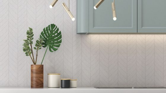 Nature's Herringbone mock up