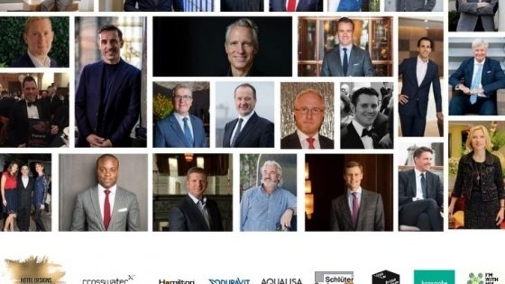 The Brit List Hoteliers of 2020