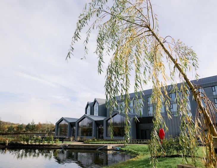 image of Crow Wood Hotel & Spa resort