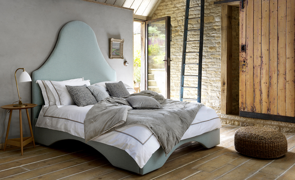 Image caption: The Rosemoor Bed | Image credit: Naturalmat