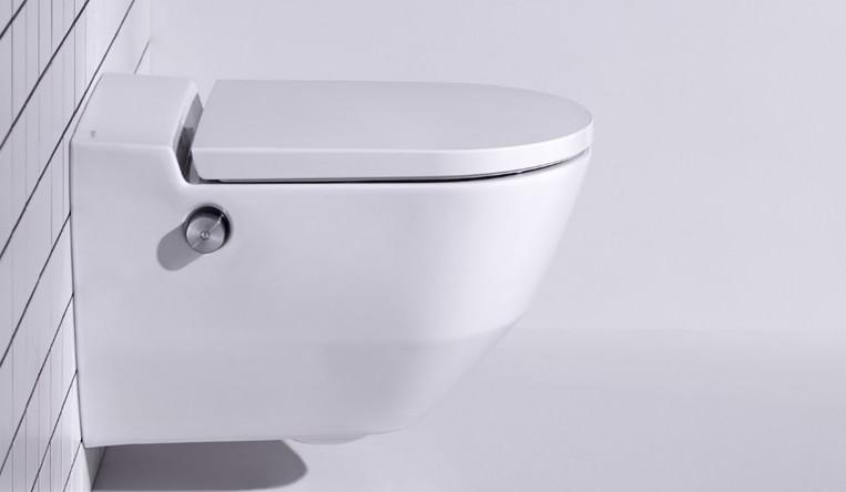 Navia toilet by Laufen