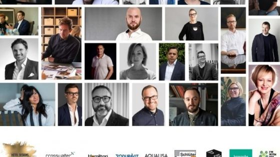 The Brit List Designers of 2020 - profile images of the finalists