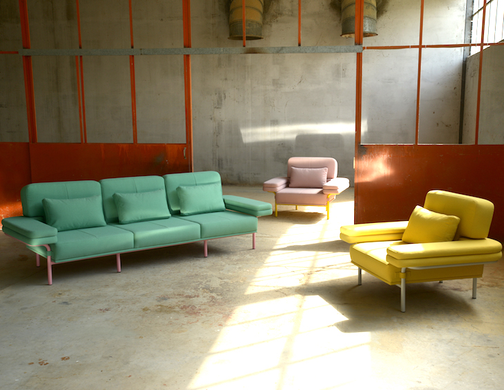 The complete eco furniture collection by ADRENALINA