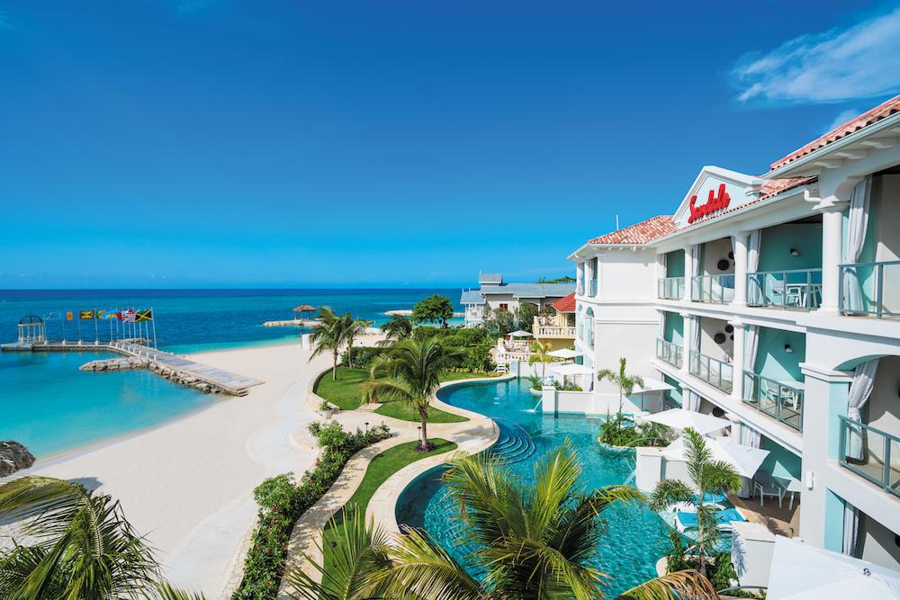 Sandals Montego Bay_Swim Up Suites