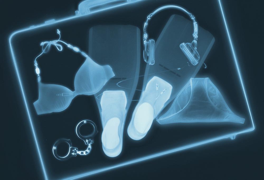 Image credit: Malmaison Leeds X-ray artwork
