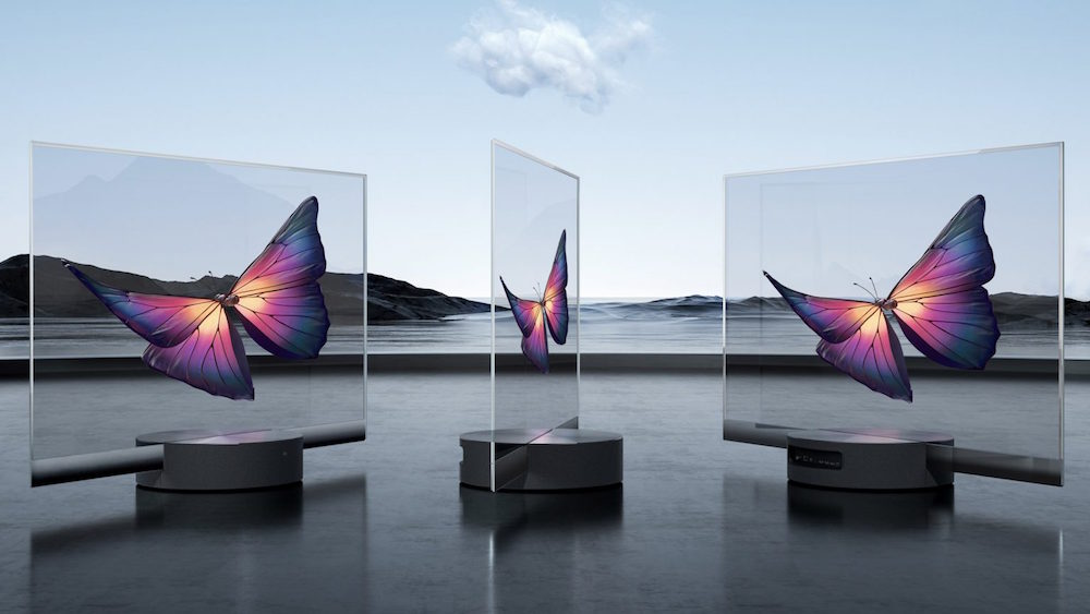 CES 2021 saw Samsung present its new transparent TVs