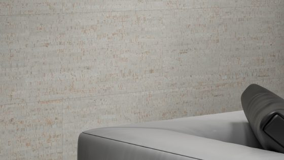 A textured grey surface from Granorte