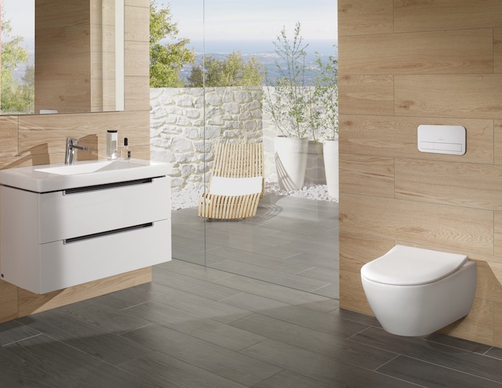 Image of modern bathroom